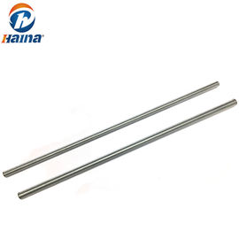 Cina DIN975 Stainless Steel 316 A4-80 Sepenuhnya Threaded Rod / Bar Panjang 1000mm pabrik