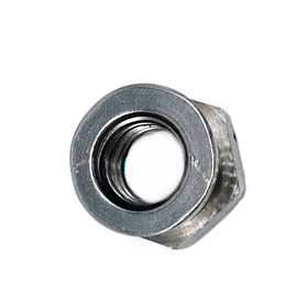 Longlife M8 Hex Head Nuts, Breaks Away Safety Shear Nut Passication Finish