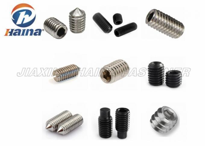 Stainless Steel Socket Head Cap Screws Coarse Thread Interior / Exterior Location