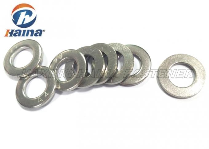A2 A4 Stainless Steel 316 Flat Washers DIN125 DIN9021 M2 - M56 For Fastener Connection